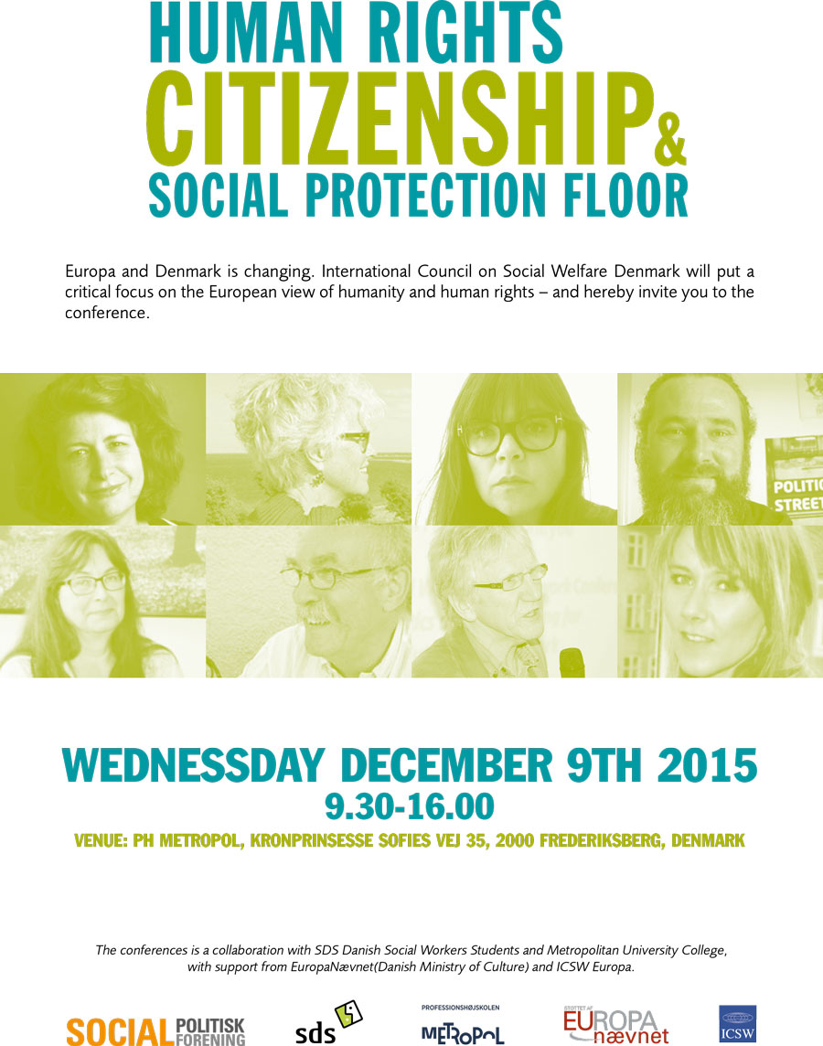 2015 Invitation HumanRights Citizenship SocialProtectionFloor Conference 2015 12 09