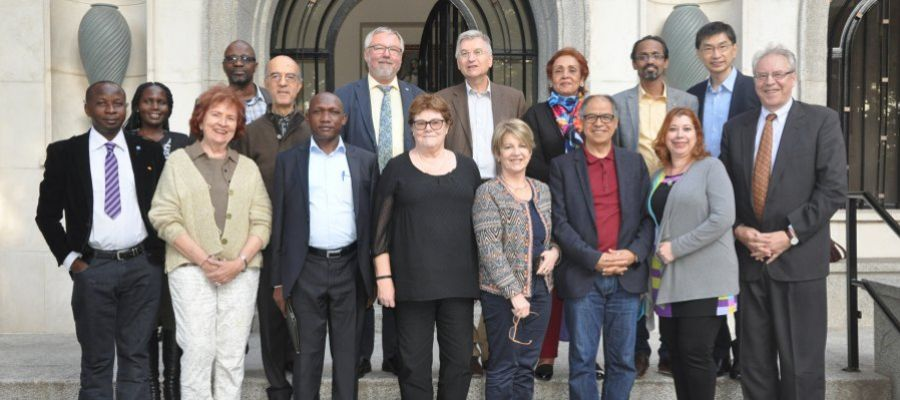 Annual Meeting of the ICSW Board